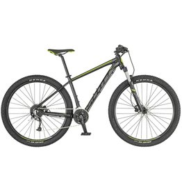 Scott 2019 Scott Aspect 740 Black/Green Large