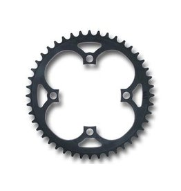 Profile Racing Profile Racing 4-bolt 104mm Chainring, 45t Black
