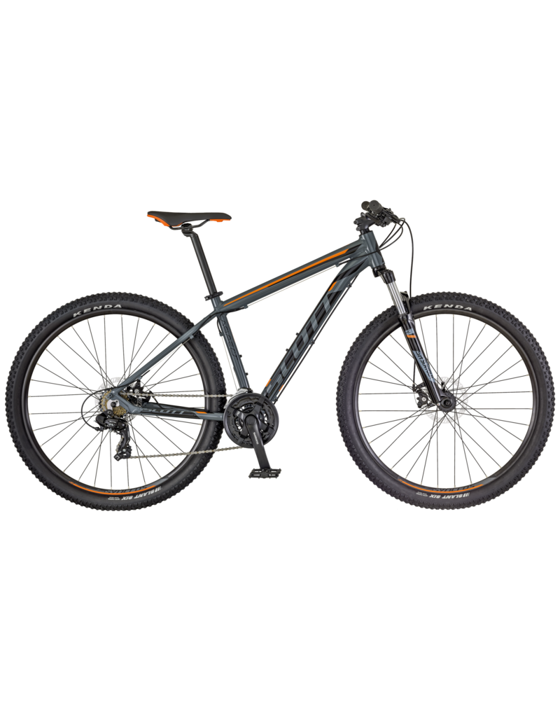 Scott 2018 Scott Aspect 970 XL Black/Grey 29er