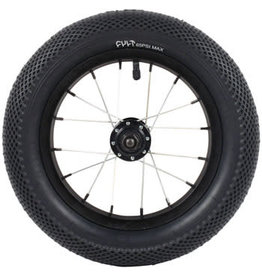 Cult 12x2.2 Cult x Vans Tire - Clincher, Steel, Black