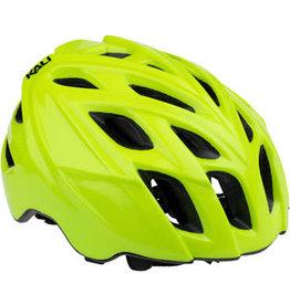 Kali Protectives Kali Chakra Mono Helmet: Solid Fluoro Yellow LG/XL