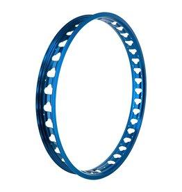 """SE BIKES SE 26"""" (559x59) Fat Tire Rim JP60 36h Blue NMSW"""