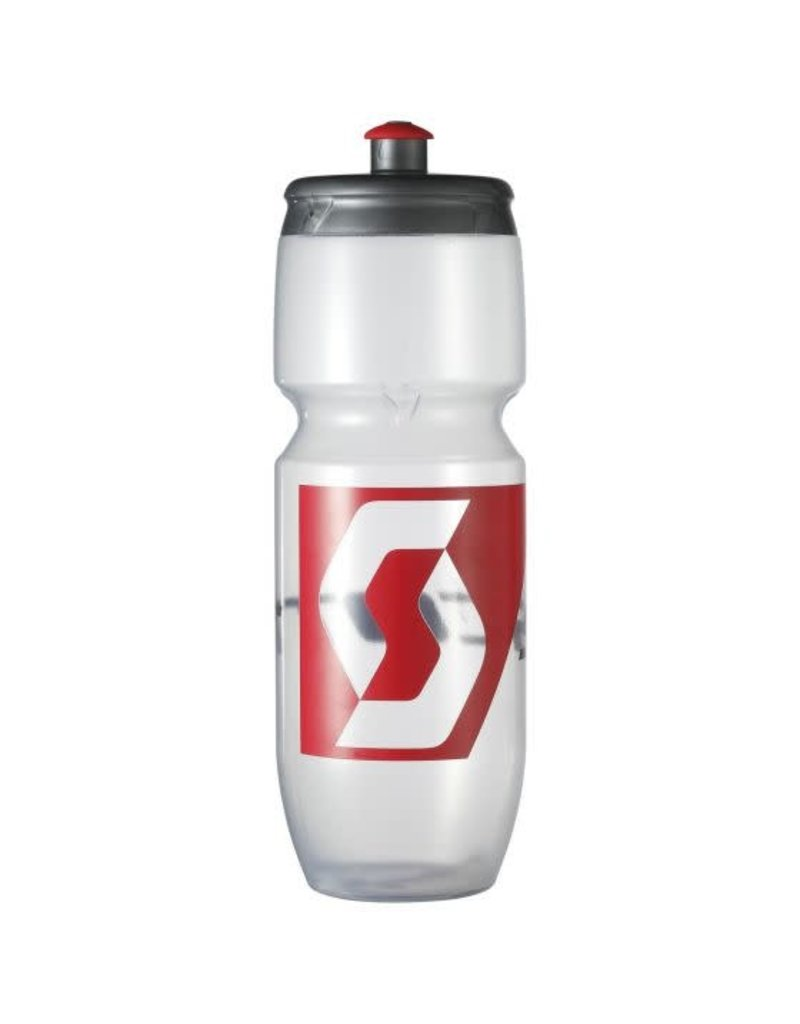 Scott Water bottle Corporate G3 PAK-9 clean/neon red .55L