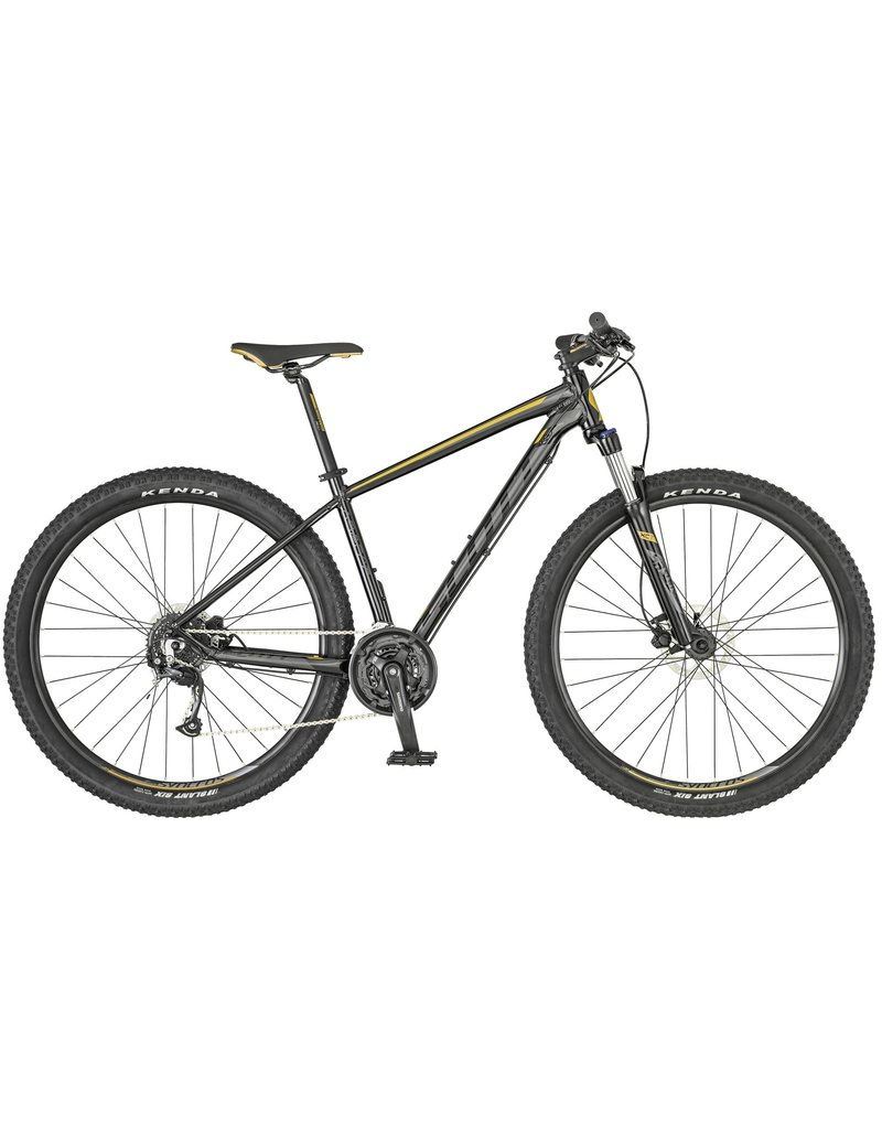 Scott 2019 Scott Aspect 950 black/bronze (CN) Large