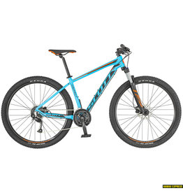 Scott Scott Aspect 950 Light Blue / Red Medium 29er