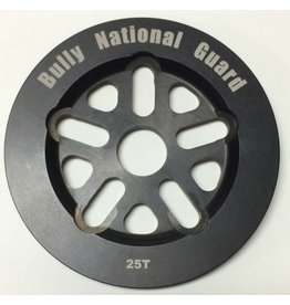 Bully BULLY National Guard Sprocket 25T Black
