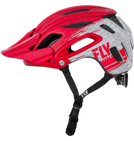 Fly Racing Fly Racing Freestone Matte Red/Grey MD-LG