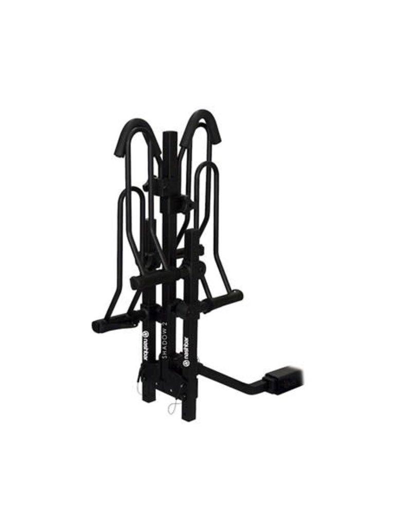 Nashbar Shadow 2-Bike Hitch Rack