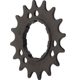 "ONYX Racing Products Onyx Aluminum Cog: 3/32"", 16t, Black"