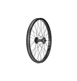 Cinema Cinema ZX Front Wheel w/Hub Guards Black