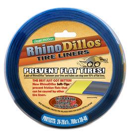Rhinodillos Rhinodillos Tire Liner 700x38-40, (24-26x1-3/8) Pair