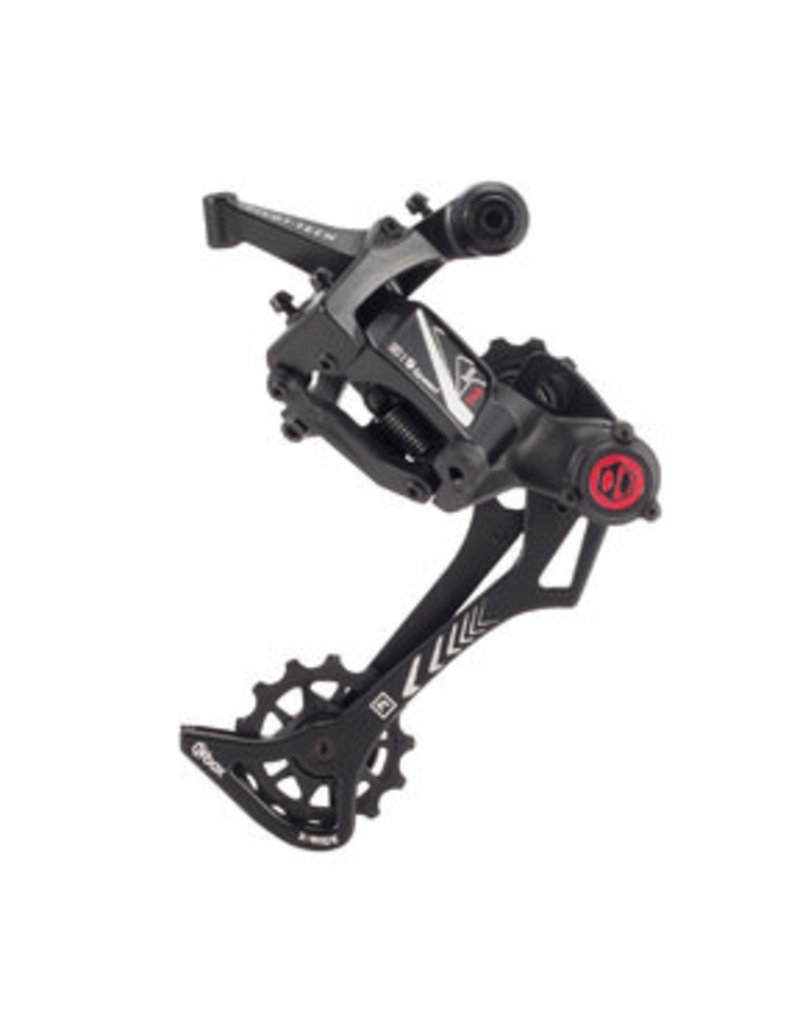 BOX COMPONENTS BOX Two E-Bike Derailleur (9spd), X-Wide Cage - Black