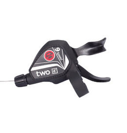 BOX COMPONENTS BOX Two E-Bike Twin Lever Shifter, 9sp - Black