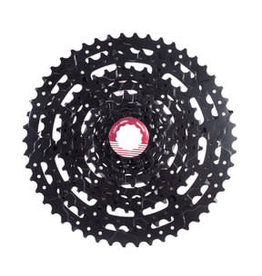 BOX COMPONENTS BOX Two 9sp E-Bike Cassette, 11-50t - Black