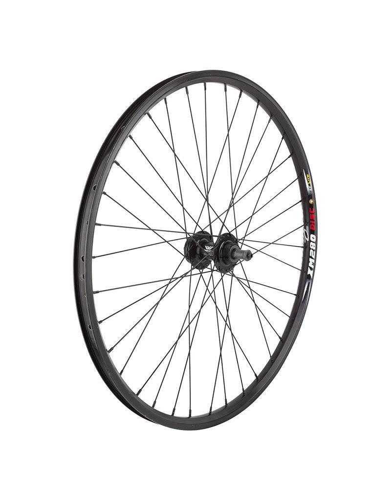Weinmann XM280 Rear Wheel 27.5 (584x21) Disc Black 36h MT2000 5/6/7sp Freewheel Black 135mm 14g