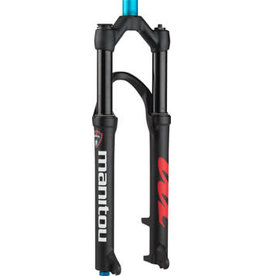 "Manitou Manitou Markhor Fork 26"" 100mm Travel, 9mm Axle, Matte Black"