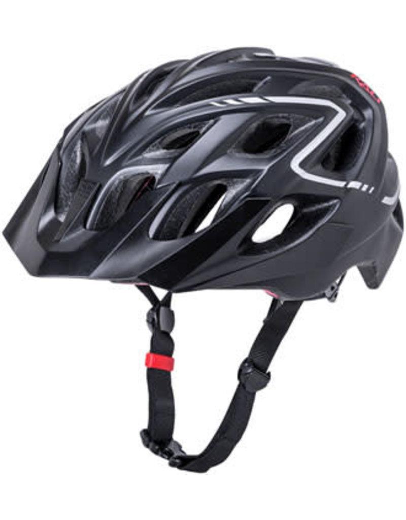 Kali Protectives Kali Protectives Chakra Plus Reflex Helmet - Matte Black, Large/X-Large