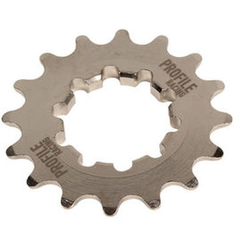 Profile Racing Profile Racing Chromoly Cassette Cog, 18t, 3/32""