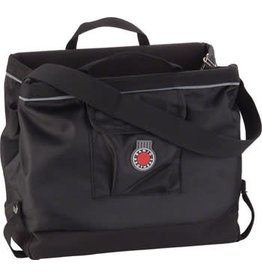 Banjo Brothers Banjo Brothers Grocery Pannier: Black, Each