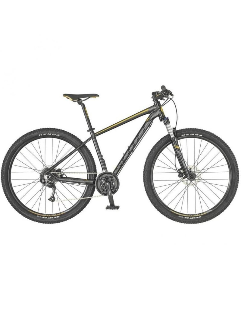 Scott Scott Aspect 750 MTB black/bronze (CN) Small