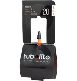 "Tubolito Tubolito Tubo BMX 20"" x 1/8-3/8"" Tube - 42mm Presta Valve"