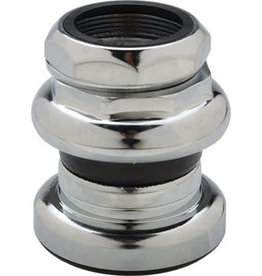 "Tange-Seiki Tange-Seiki Passage New 1"" Threaded Headset: 26.4mm Crown Race Chrome"