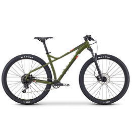 "Fuji 2018 Fuji Tahoe 27.5 1.5 Large (19""), Satin Forest Green"