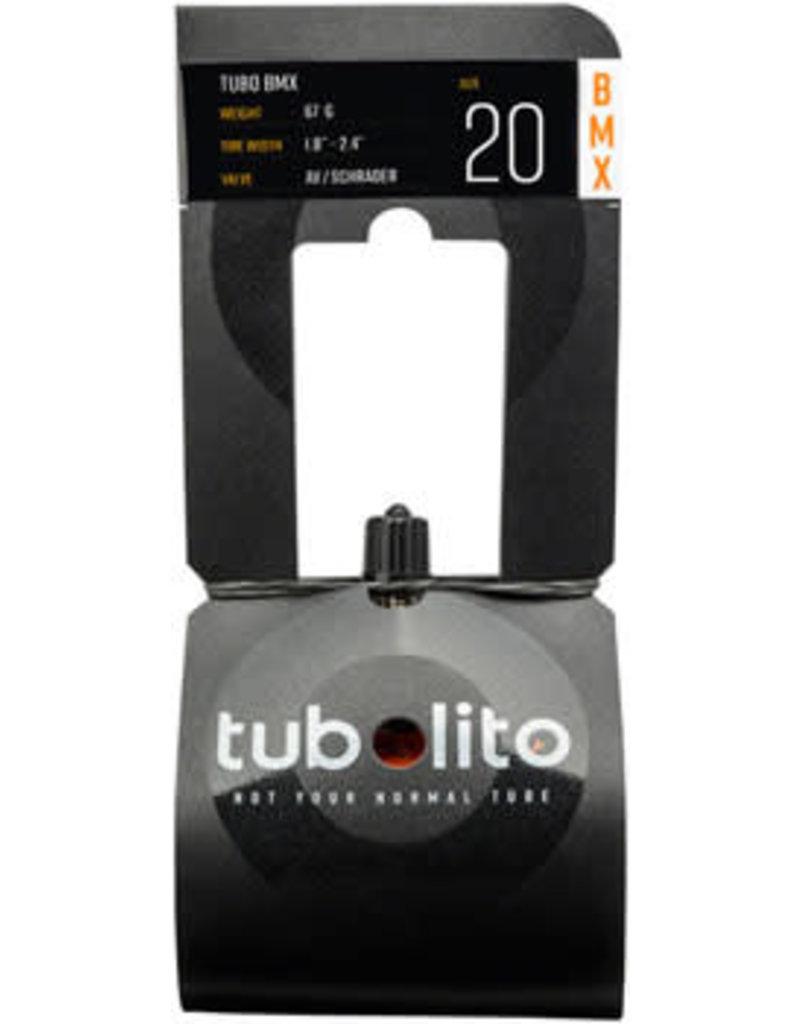 """Tubolito Tubolito Tubo BMX 20"""" x 1.8-2.4"""" Tube - Schrader Valve"""