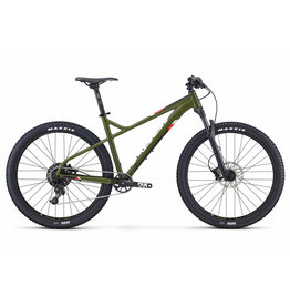 "Fuji 2018 Fuji Tahoe 27.5 1.5 Medium (17""), Satin Forest Green"