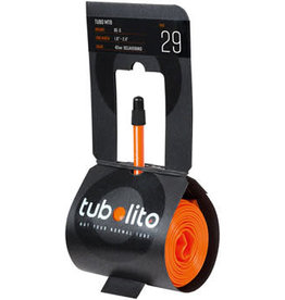 "Tubolito Tubolito Tubo MTB 29"" x 1.8-2.4"" Tube - 42mm Presta Valve"