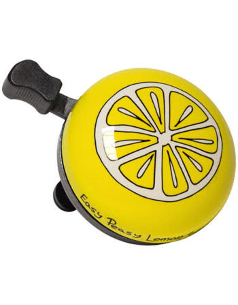 Nutcase Nutcase Bicycle Bell: Lemon Squeeze