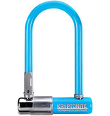 """Kryptonite Kryptonite Krypto Series 2 Mini-7 U-Lock - 3.25 x 7"""", Keyed, Includes bracket"""