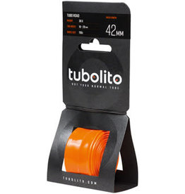 Tubolito 700x18-28mm Tubolito Tubo Road Tube, 42mm Presta Valve