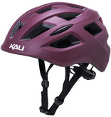 Kali Protectives Kali Protectives Central Helmet - Solid Matte Berry, Small/Medium