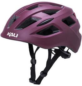 Kali Protectives Kali Protectives Central Helmet - Solid Matte Berry, Large/X-Large