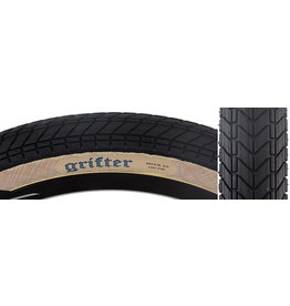 Maxxis 20x2.1 Maxxis Grifter F60x2 DC Skinwall