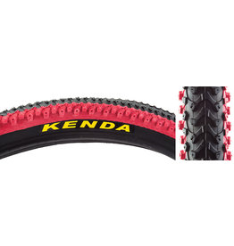Kenda 26x1.95 Kenda K1177 MTB Tire Red Sidewall