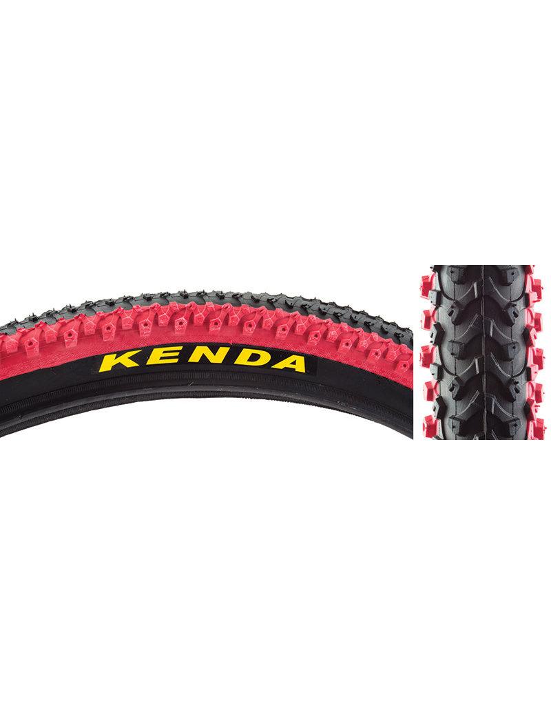 Kenda 26x1.95 Kenda K1177 MTB Tire Red Sidewall