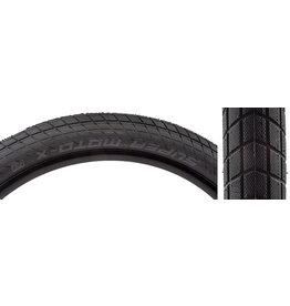 Schwalbe 20x2.4, Schwalbe, Super Moto-X, Tire, Wire, Clincher, Dual, GreenGuard, SnakeSkin, 67TPI, Black
