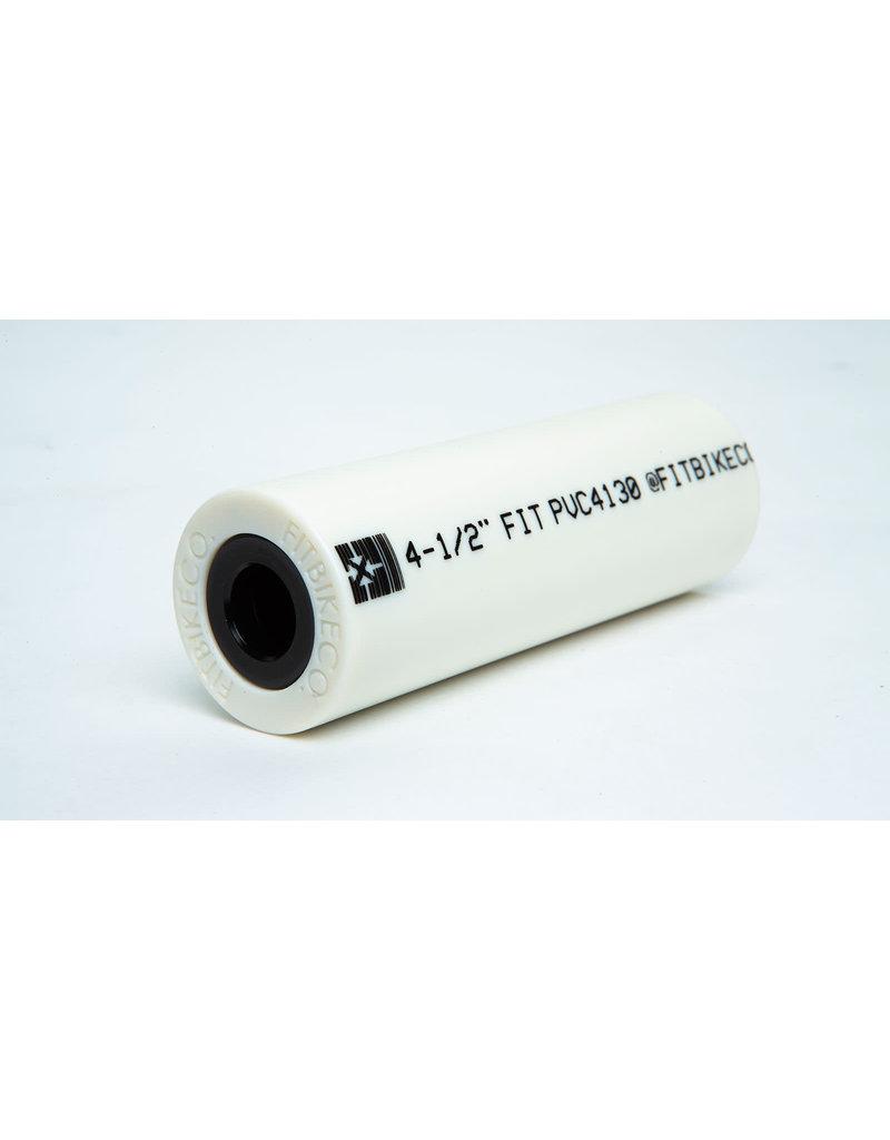 """Fit Bike Co FIT """"PVC"""" PEG 4.5"""" White (1 peg)"""
