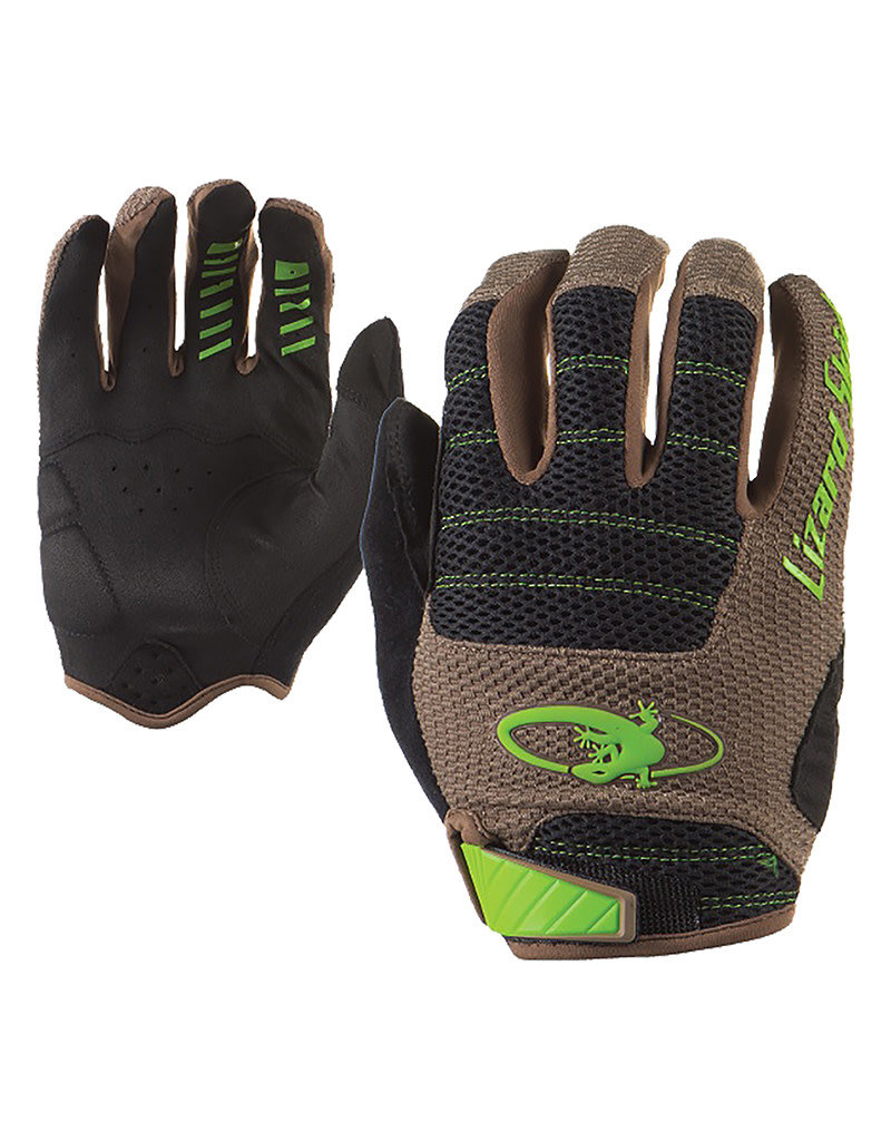 Lizard Skins Lizard Skins Gloves Monitor AM Large Olive/Black