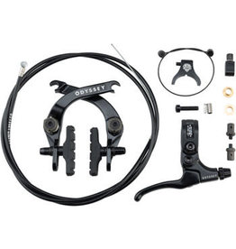 Odyssey Odyssey Evo 2.5 U-Brake and Lever Kit Black