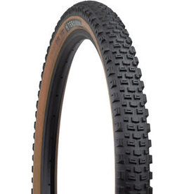 Teravail 27.5x2.4 Teravail Honcho Tire, Tubeless, Folding, Tan, Light and Supple