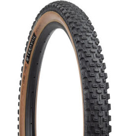 Teravail 27.5x2.6 Teravail Honcho Tire, Tubeless, Folding, Tan, Light and Supple