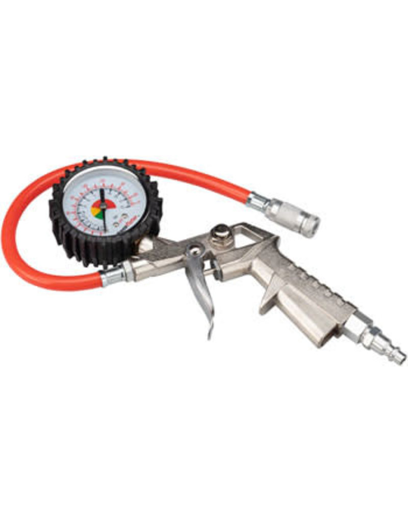 Prestacycle Prestacycle Prestaflator Pro Presta/Schrader Bicycle Inflation Tool