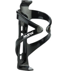 MSW MSW PC-150 Composite Water Bottle Cage Black