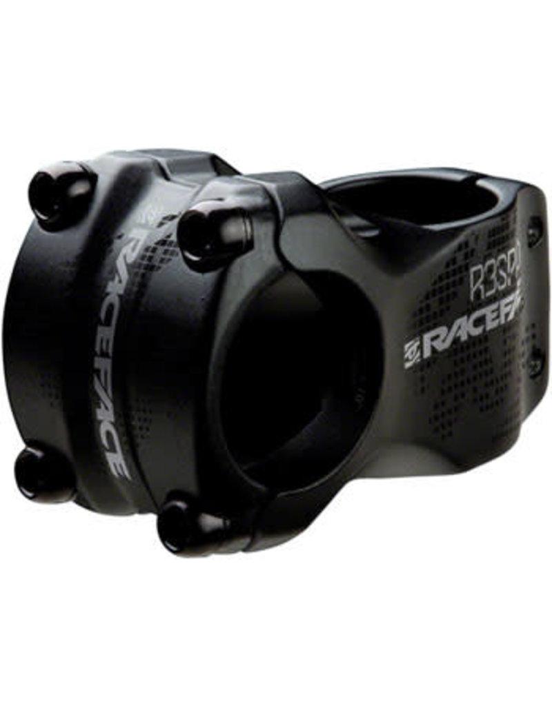 """RaceFace RaceFace Respond Stem - 45mm, 31.8 Clamp, +/-10, 1 1/8"""", Aluminum, Black"""