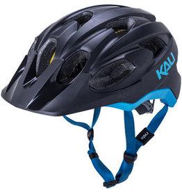 Kali Protectives Kali Protectives Pace Helmet - Matte Black/Blue, Large/X-Large