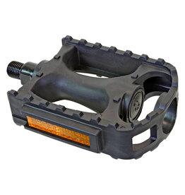 """Sunlite Pedals MTB Plastic 9/16"""" Black"""