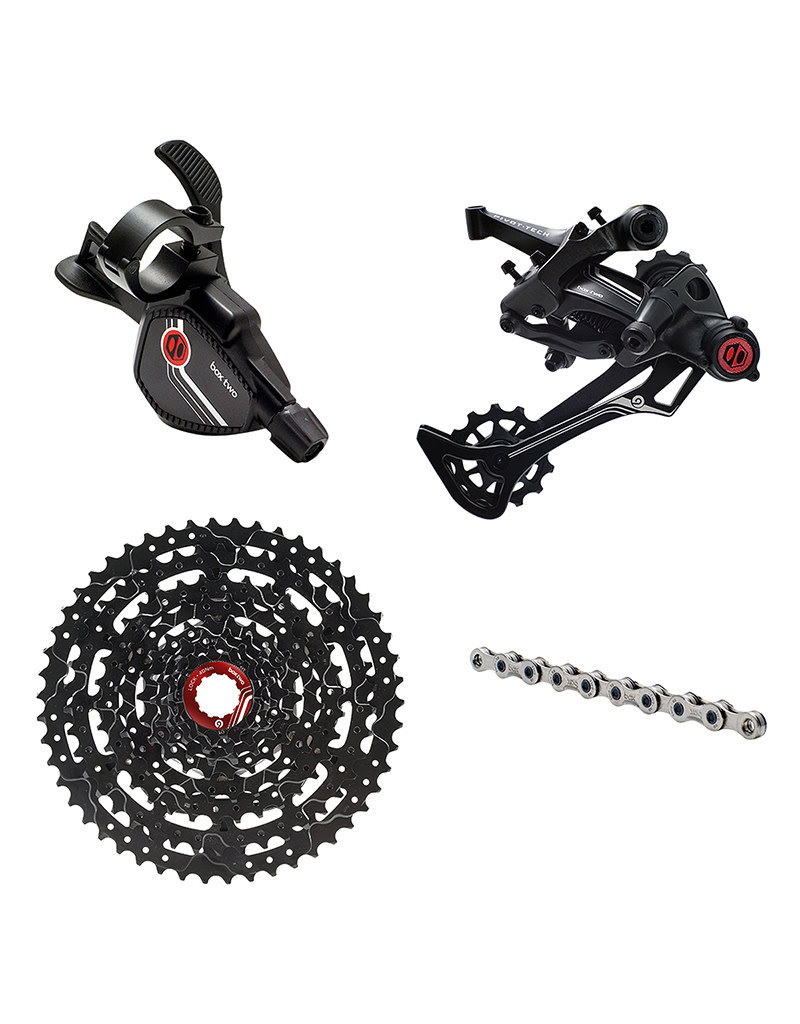 BOX COMPONENTS BOX TWO Prime 9 X-Wide, Multi Shift Groupset (9spd, 11-50T)